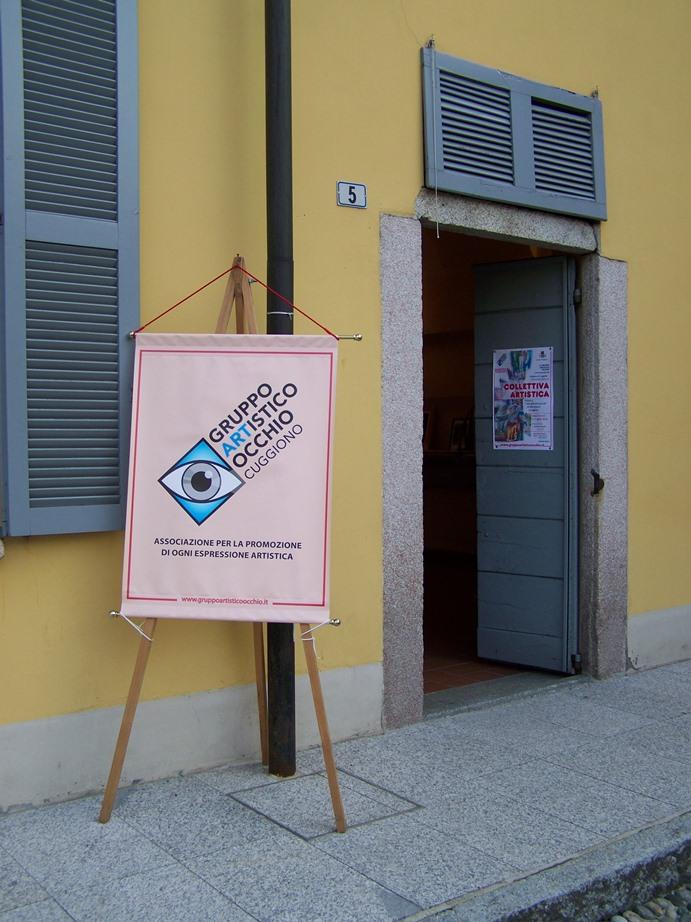 anno 2013 Mostra Collettiva Festa di Primavera - Cuggiono 6 e 7 Aprile 2013.