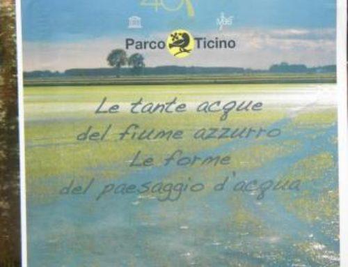 """Anno 2015 3 Maggio 2015 – Mostra """"IL TEMPO DELL' ACQUA"""" presso Villa Bossi a Buscate."""