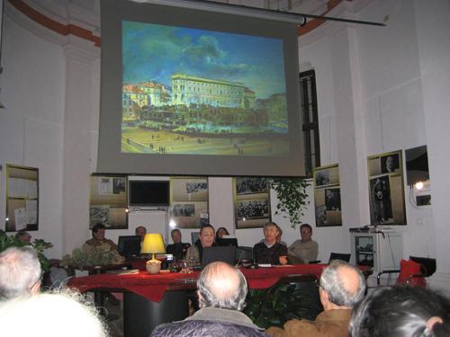 Conferenza sulla Scapigliatura - 5 novembre 2009