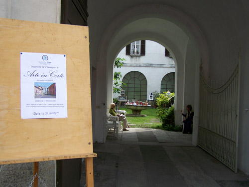 Arte in corte - 10 maggio 2009
