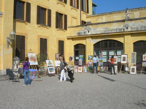 Castano Villa Rusconi - 27 settembre 2009