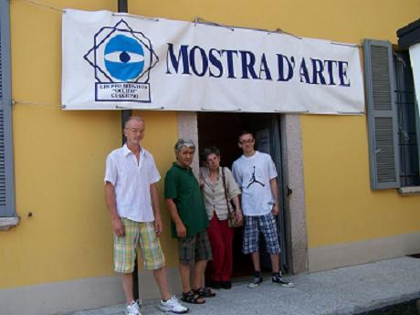 3Mostra Colori in Liberta - 17/18/19 luglio 2010
