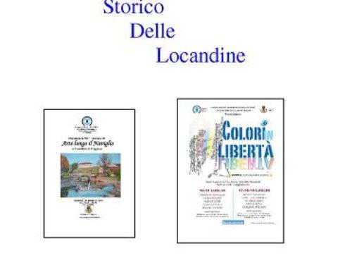 Archivio storico delle locandine del Gruppo Occhio