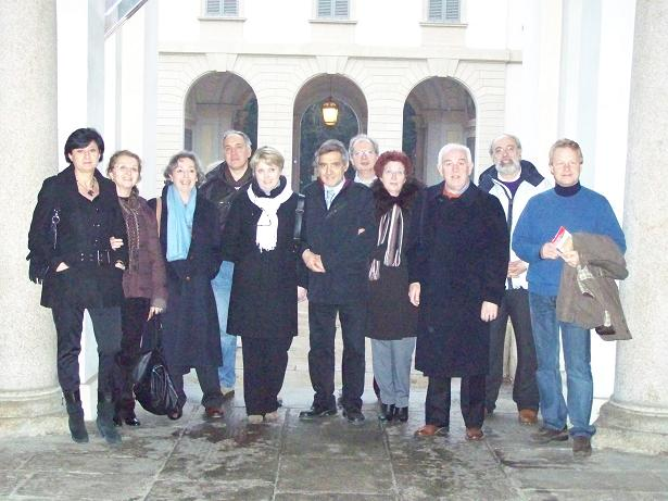 """Visita al Museo dell"""" 800 - 13 Febbraio 2011"""