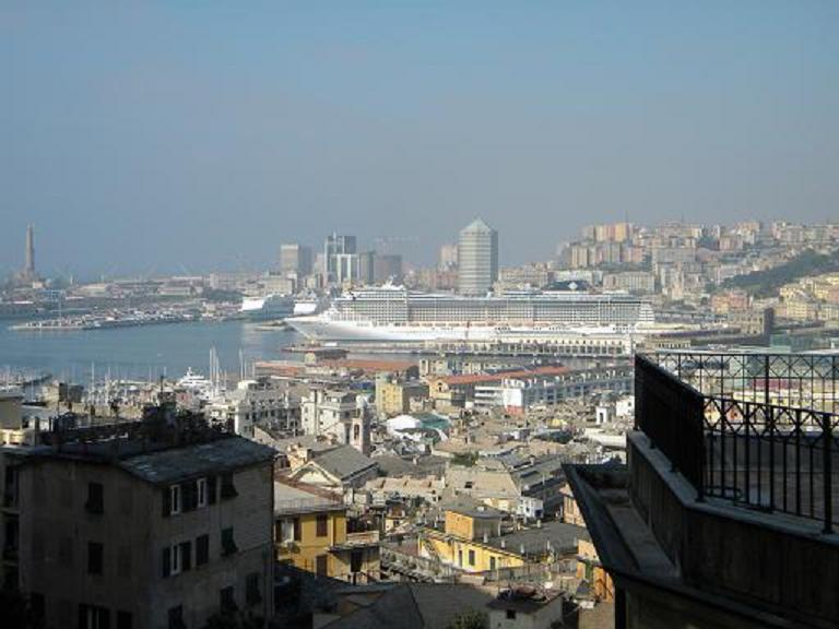 "Gita a Genova-Mostra ""MEDITERRANEO""-10 Aprile 2011"