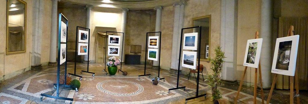 anno 2014 Mostra Fotografica ASPETTANDO EXPO, dal 18 AL 21 LUGLIO 2014, presso le sale di Villa Annoni a Cuggiono.