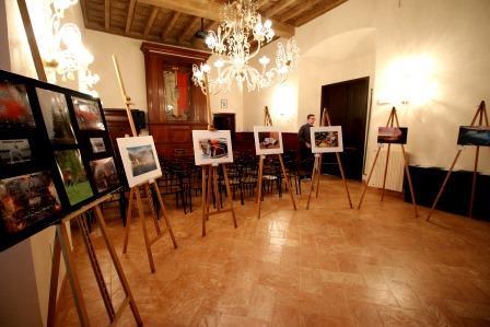 anno 2015 Collettiva Artistica presso Palazzo Taverna - Arconate.