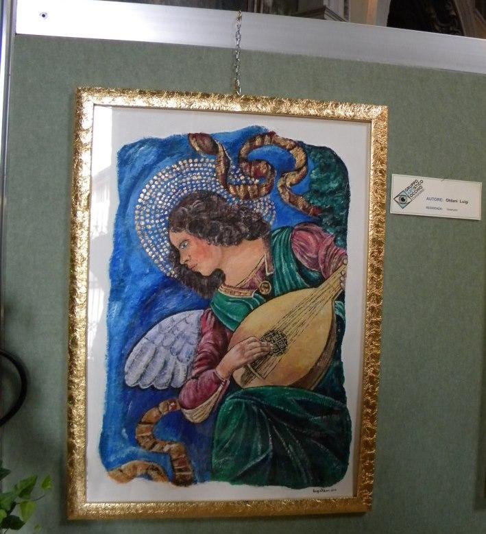 anno 2016 Dal 23 Aprile al 1 Maggio 2016, si è tenuta la XII^ Rassegna di Arte Sacra presso la Chiesa di San Rocco a Cuggiono.
