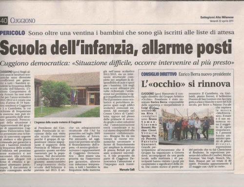 Rinnovo Consiglio Direttivo e Gita a Genova