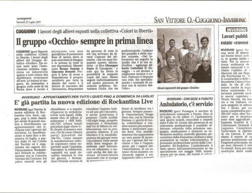 COLLETTIVA ALLIEVI 2011 – Cuggiono