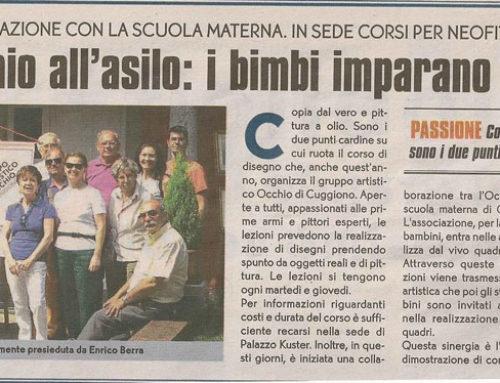 ARTICOLO SU ALTOMILANESE di febbraio 2012